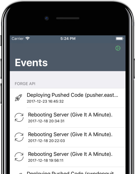 F-Bar for iOS – F-Bar